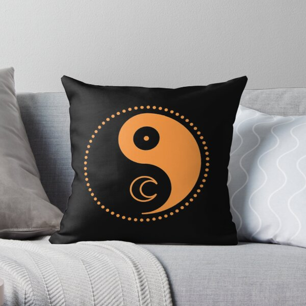 The Principle of Gender - Shee Symbol Throw Pillow
