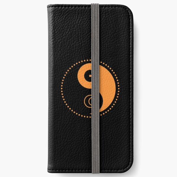 The Principle of Gender - Shee Symbol iPhone Wallet