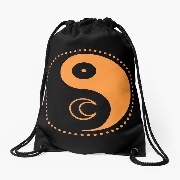 The Principle of Gender - Shee Symbol Drawstring Bag