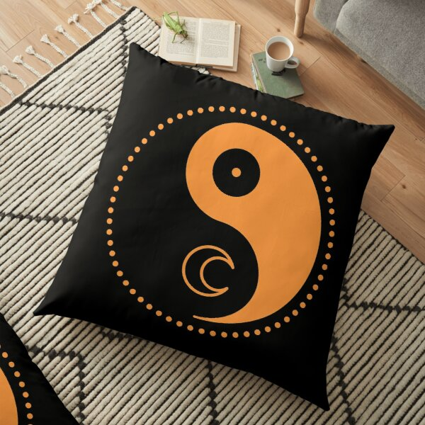 The Principle of Gender - Shee Symbol Floor Pillow
