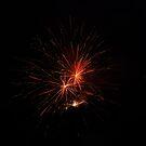 Fire works by Penny Rinker