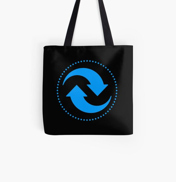 The Principle of Cause & Effect - Shee Symbol All Over Print Tote Bag