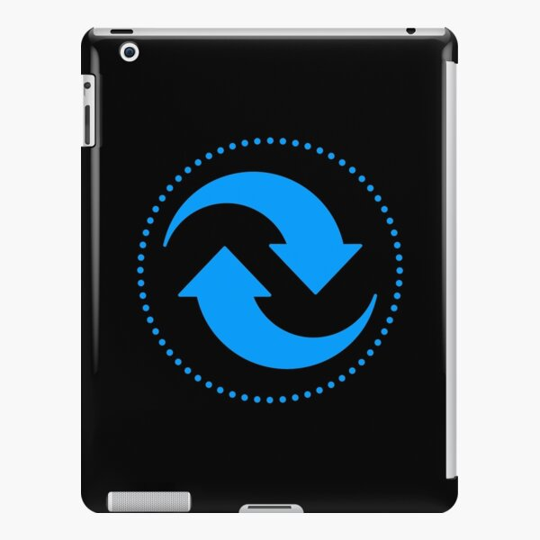 The Principle of Cause & Effect - Shee Symbol iPad Snap Case