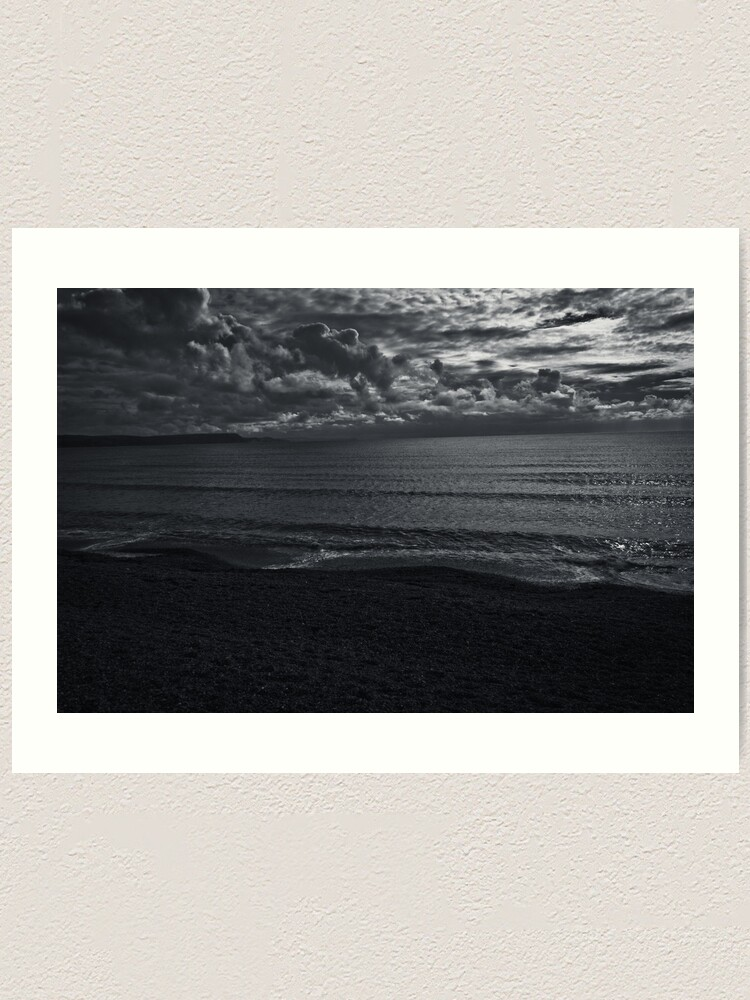 Alternate view of Weymouth Art Print