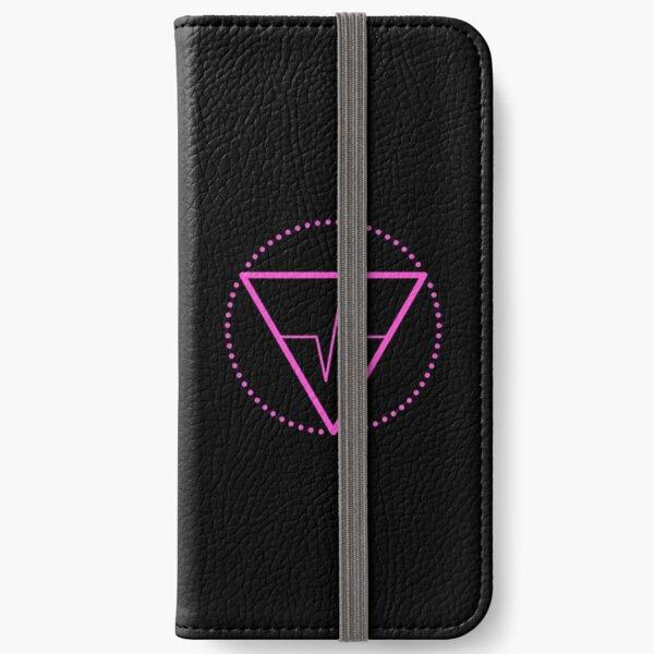 The Principle of Rhythm - Shee Symbol iPhone Wallet