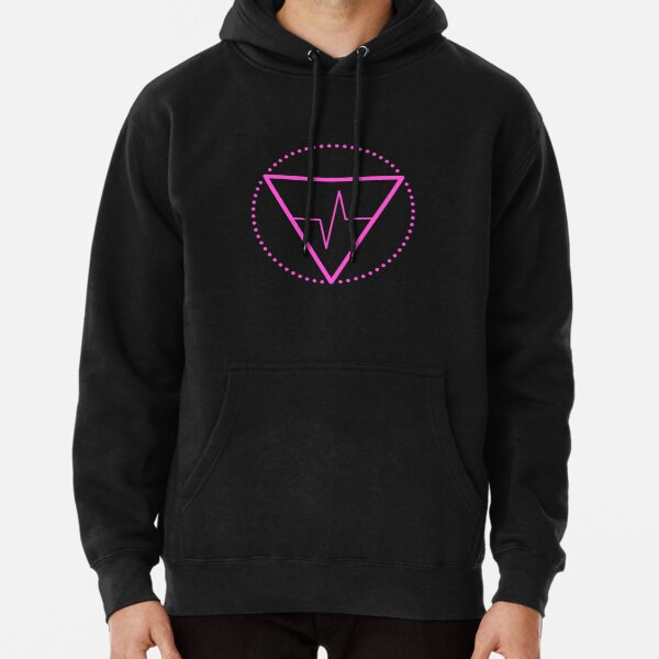The Principle of Rhythm - Shee Symbol Pullover Hoodie