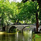 Utrecht bridges by jchanders