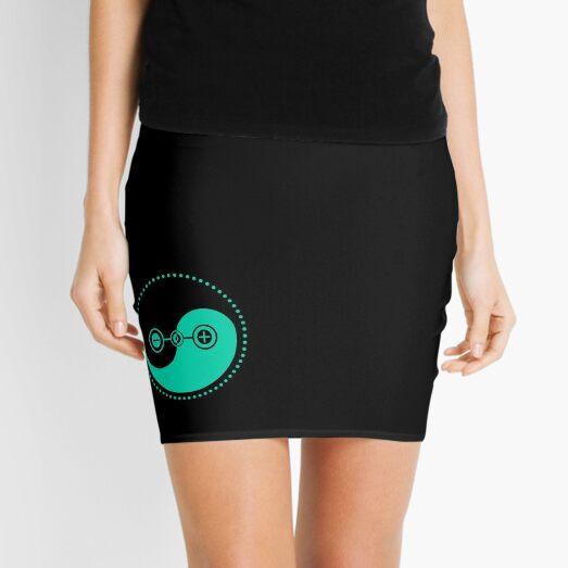 The Principle of Polarity - Shee Symbol Mini Skirt