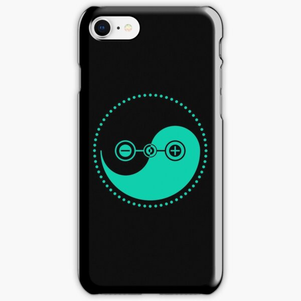 The Principle of Polarity - Shee Symbol iPhone Snap Case