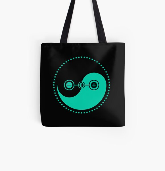 The Principle of Polarity - Shee Symbol All Over Print Tote Bag