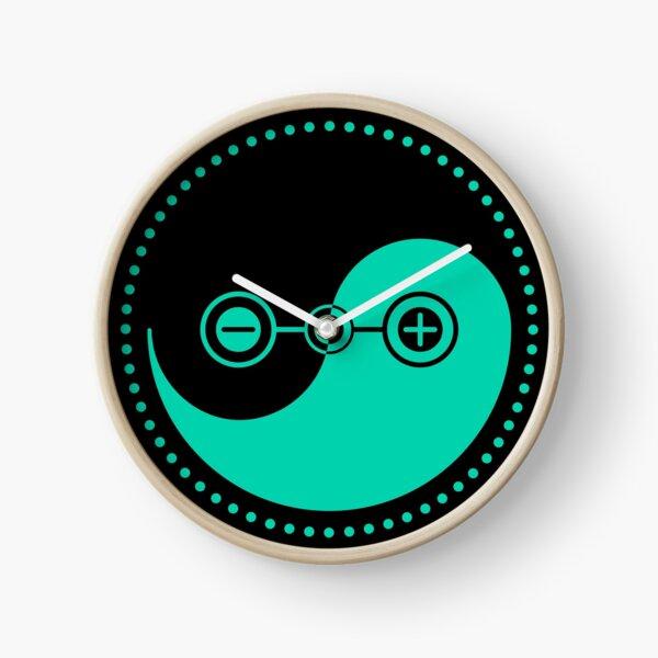 The Principle of Polarity - Shee Symbol Clock