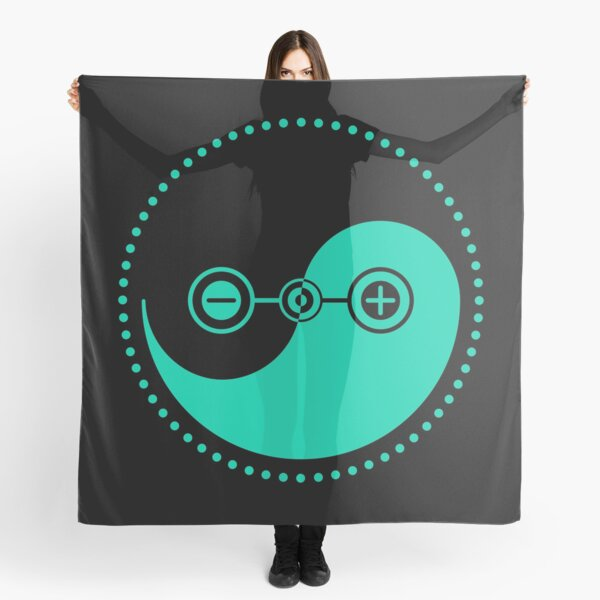 The Principle of Polarity - Shee Symbol Scarf