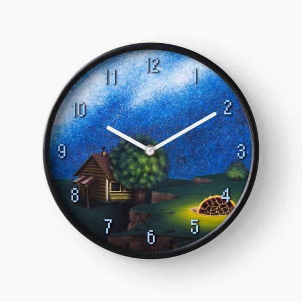 Meteorite Clock