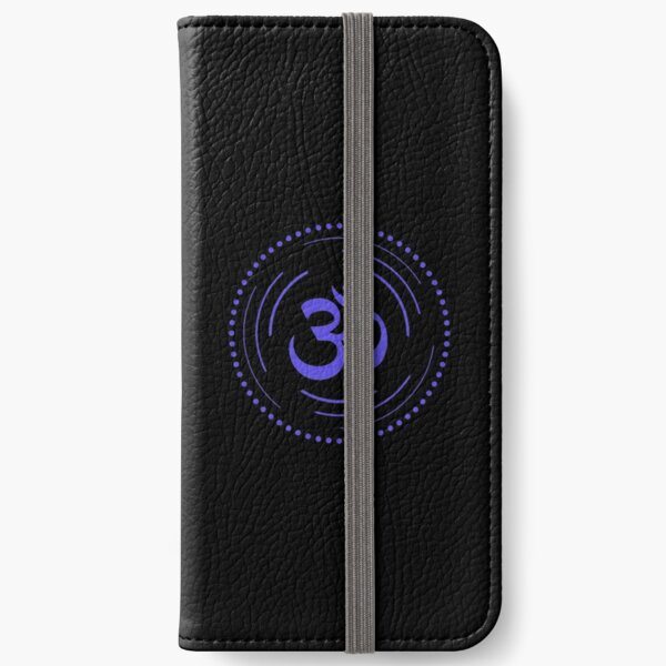 The Principle of Vibration - Shee Symbol iPhone Wallet