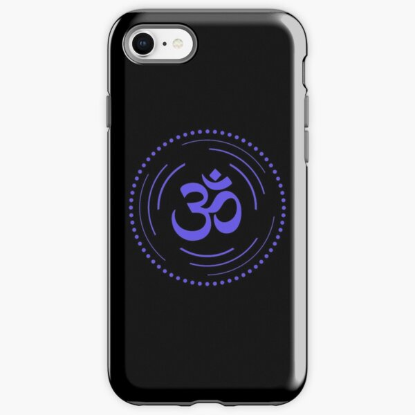 The Principle of Vibration - Shee Symbol iPhone Tough Case