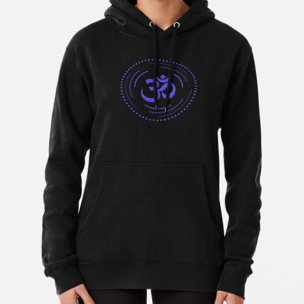 The Principle of Vibration - Shee Symbol Pullover Hoodie