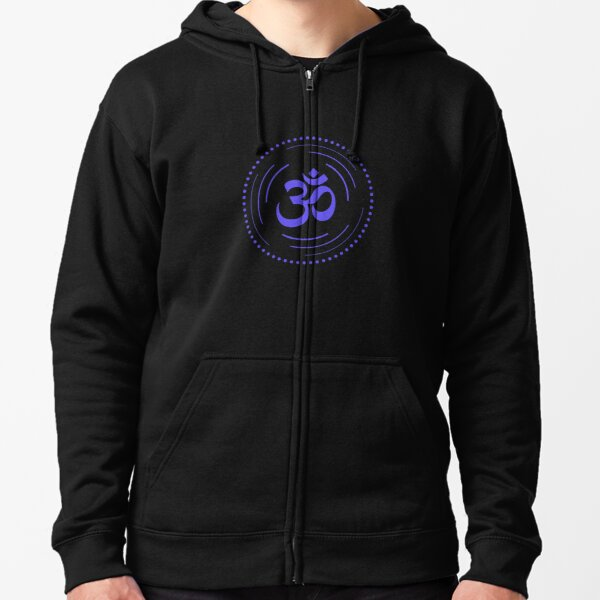 The Principle of Vibration - Shee Symbol Zipped Hoodie