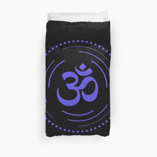 The Principle of Vibration - Shee Symbol Duvet Cover