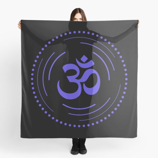 The Principle of Vibration - Shee Symbol Scarf