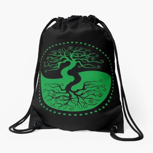 The Principle of Correspondence - Shee Symbol Drawstring Bag
