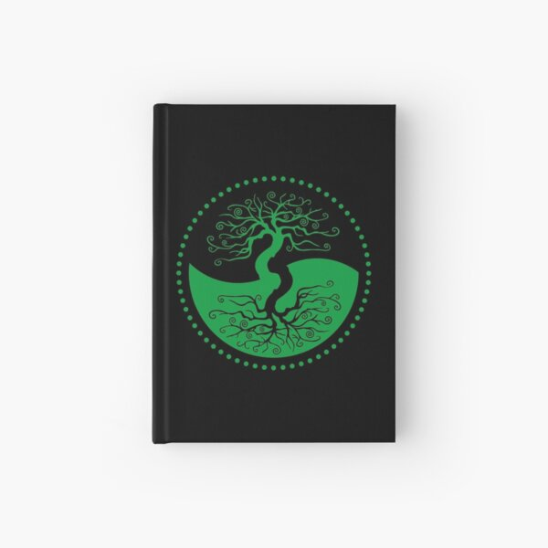 The Principle of Correspondence - Shee Symbol Hardcover Journal