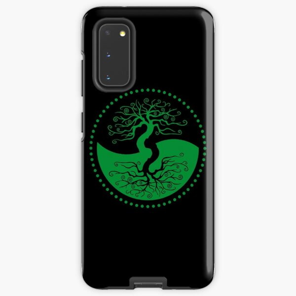 The Principle of Correspondence - Shee Symbol Samsung Galaxy Tough Case