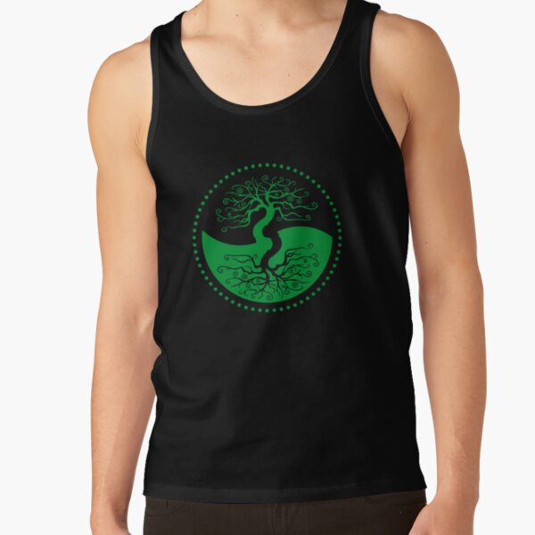 The Principle of Correspondence - Shee Symbol Tank Top