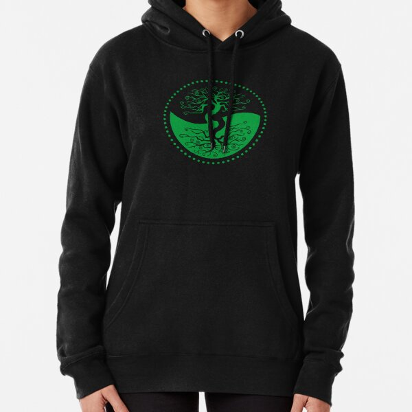 The Principle of Correspondence - Shee Symbol Pullover Hoodie