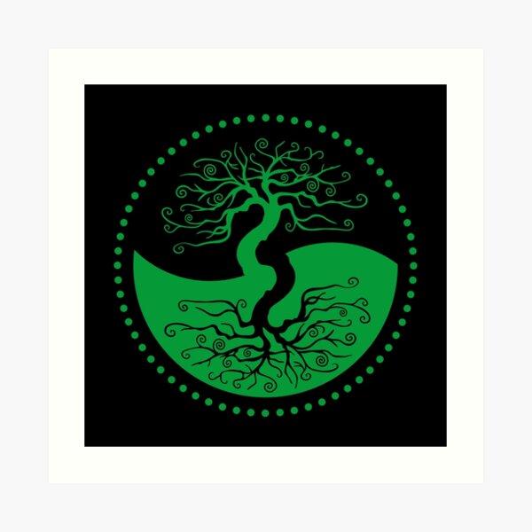 The Principle of Correspondence - Shee Symbol Art Print