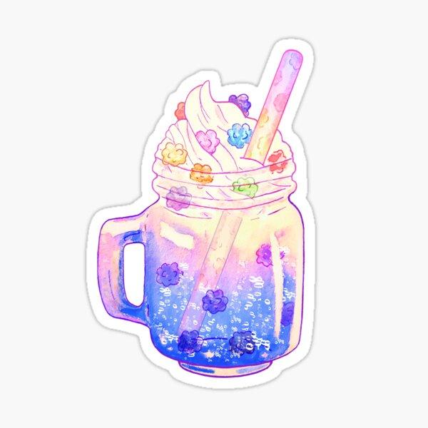 Konpeito Drink Sticker