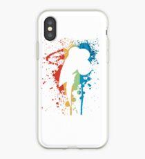 RD Paint Drops iPhone Case