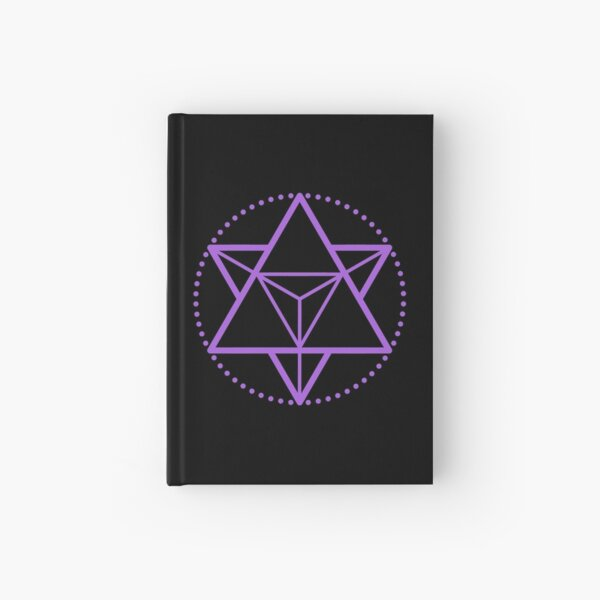 The Principle of Mentalism - Shee Symbol Hardcover Journal