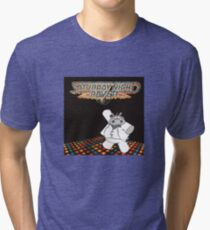 Saturday Night Raver Tri-blend T-Shirt