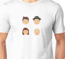 one direction emojis Unisex T-Shirt