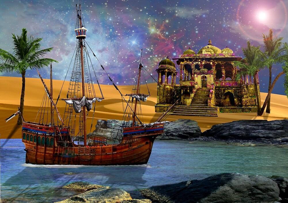 An Arabian Adventure by Susie Hawkins