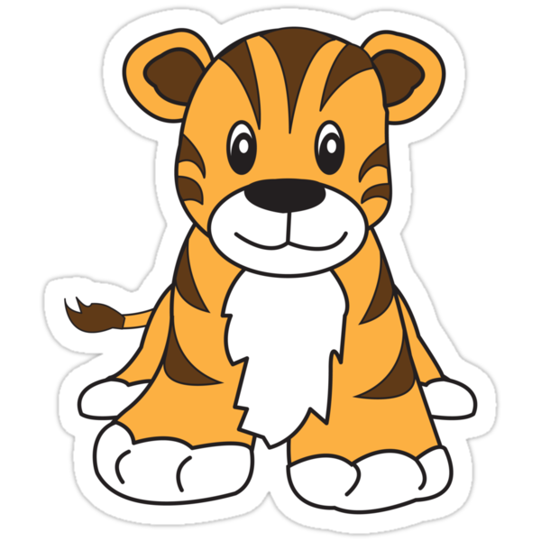 cartoon animal stickers in - photo #9