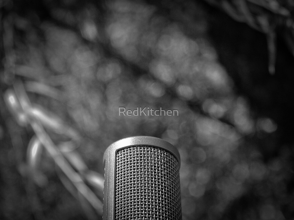 Music Nature: Microphone 1 by RedKitchen