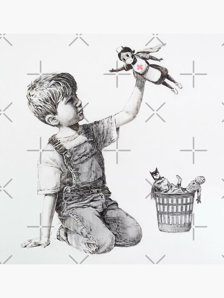 Game Changer - Banksy by Luna7