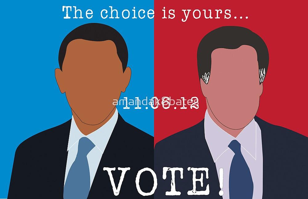 2012 Election by amandak8bates
