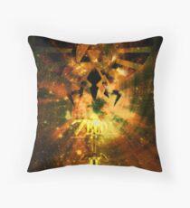 Legend of Zelda Poster Throw Pillow