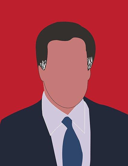 Mitt Romney Digital Illustration Portrait by amandak8bates