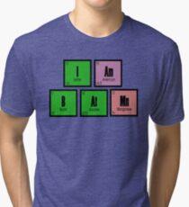 I AM B AT MN Tri-blend T-Shirt