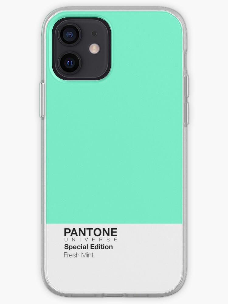 PANTONE Étuis Mint frais! | Coque iPhone
