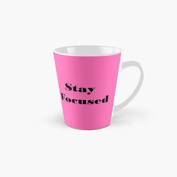 Stay Focused Tall Mug