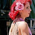 Rose, tattoo by Antoine de Paauw