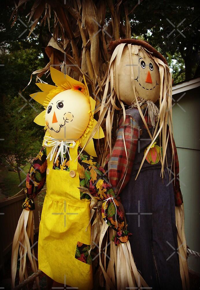 Autumn Couple by FrankieCat
