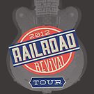 Rail Road Revival Tee Design by alexwoltz