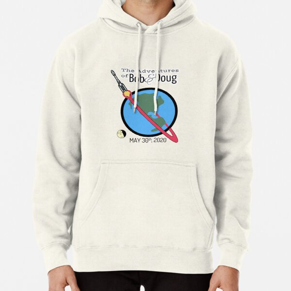The Adventures of Bob and Doug Pullover Hoodie