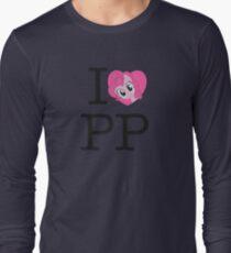 I <3 Pinkie Pie Long Sleeve T-Shirt