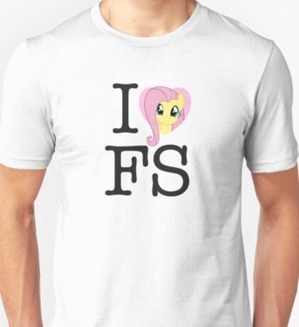 I <3 Fluttershy T-Shirt